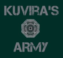 Kuvira's Army- redesign  by lokibending