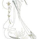 Lily by Aleonart