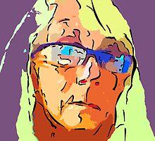 Creative Self Portrait by Untamedart