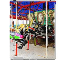 Everywhere Off To The Races iPad Case/Skin