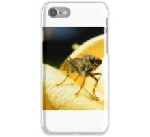 Rosy Fly iPhone Case/Skin