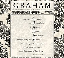 Graham in the Word by Colleen Marquez