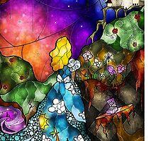 Wonderland by Mandie Manzano