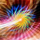 Sun Fire Dimensional Twirl by xzendor7