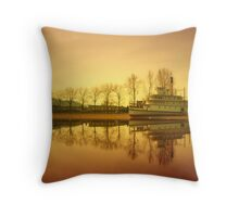 March 20, 2010 Throw Pillow