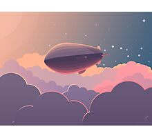 Airship Photographic Print