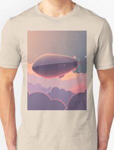 Airship Unisex T-Shirt