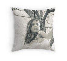 Nevie Throw Pillow