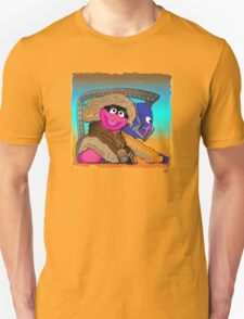 Mad Mupps - Furry Road Unisex T-Shirt