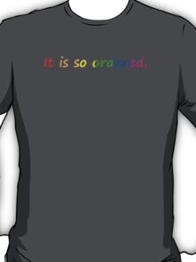 It is so ordered.  T-Shirt