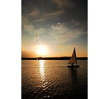 Sail On, Sail On Photographic Print