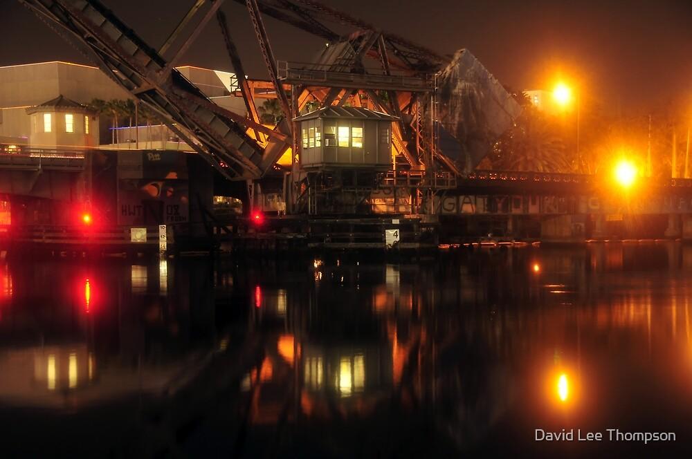 Bridge tenders box by David Lee Thompson