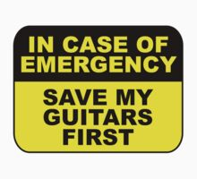 Save my guitars first by GentryRacing