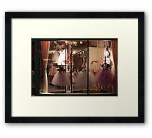 Lets Play Dress Up Framed Print