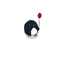 Balloon Penguin by SmalleyArt