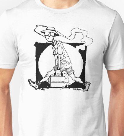 Fear an loathing in Las Vegas Unisex T-Shirt