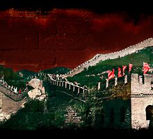 Great Wall by Stuart Wilson