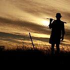 The Hunter Returns by Pene Stevens