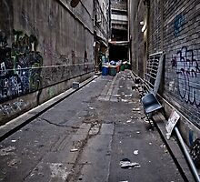 Melbourne: My Dirty City by drmark05