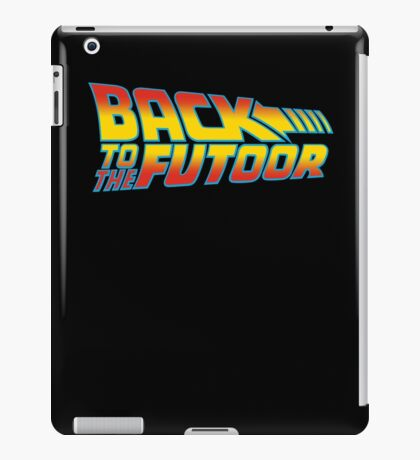 Back to the Futoor iPad Case/Skin