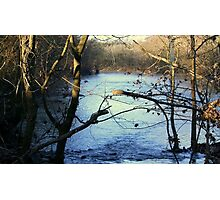 Duck River Henry Horton State Park Photographic Print
