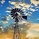 Windmill of the West by Gregory Collins