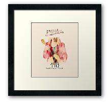 Fairytale Tour;  Framed Print