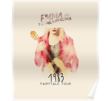 Fairytale Tour;  Poster
