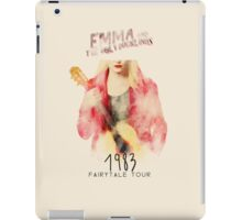 Fairytale Tour;  iPad Case/Skin