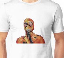 Gasmasks right Unisex T-Shirt
