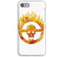 mad max fury road wheel iPhone Case/Skin