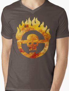 mad max fury road wheel Mens V-Neck T-Shirt