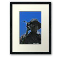 The Firefly Framed Print