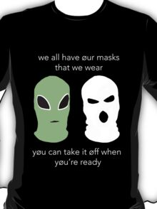 Twenty One Pilots Masks T-Shirt