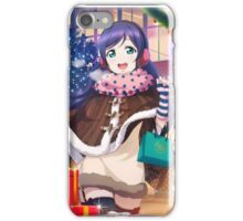 nozomi tojo christmas SIF phone case iPhone Case/Skin