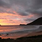 Sunrise on Lord Howe Island by Robert Stephens