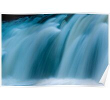 Malanda Falls up close  Poster