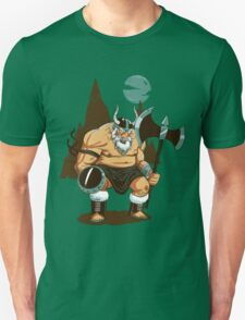 The Angry Axe Man T-Shirt