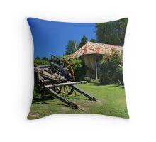 Ackerman's Cottage, Hill End, NSW Throw Pillow