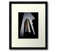 Two Prudential Plaza Framed Print