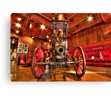 The Pioneer Steamer Canvas Print