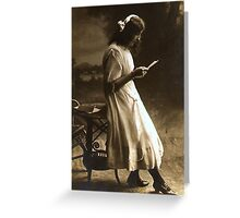Great Aunt Zoe Greeting Card