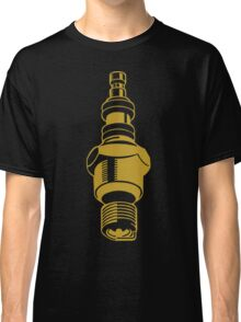 Spark Plug Petrolhead Motorhead design Classic T-Shirt