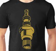 Spark Plug Petrolhead Motorhead design Unisex T-Shirt