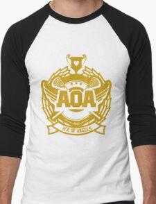 AOA  HEART ATTACK Men's Baseball ¾ T-Shirt