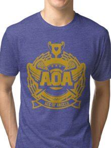 AOA  HEART ATTACK Tri-blend T-Shirt