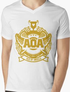 AOA  HEART ATTACK Mens V-Neck T-Shirt