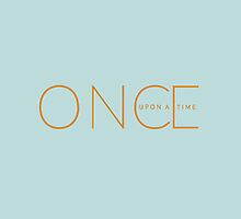 Once Upon a Time logo by percabeth4eva