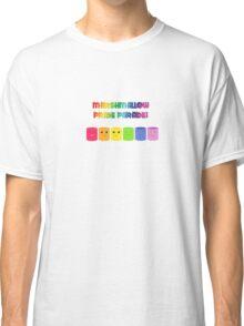 Marshmallow Pride! Classic T-Shirt