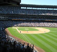 Safeco Field.. Mariners v. Yankees  by amber619
